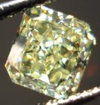 SOLD.....Loose Diamond: 1.05ct Fancy Yellow Radiant VS1 GIA Gorgeous Stone R3471