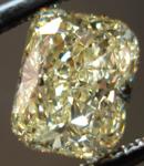Loose Diamond: 1.91ct Fancy Yellow Cushion VS1 GIA Lovely Shape R3480