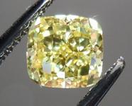 SOLD.....Loose Diamond: .74ct Cushion Cut Fancy Intense Yellow VS2 GIA WOW!! R3588