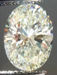 SOLD.....Loose Diamond: 1.84ct Oval Shape O-P VS2 Beautiful Brilliance R3615