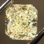 SOLD....Loose Diamond: 1.22ct Radiant Cut W-X VS2 GIA Sparkling Lemonade R3739