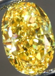 SOLD...Loose Diamond: 1.50ct Fancy Vivid Yellow VS2 GIA Canary R3743