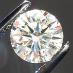 SOLD....Loose Diamond: .73ct K/SI1 Round Brilliant Cut GIA Triple EX R3783