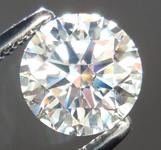 SOLD....Loose Diamond: .76ct K/VS1 Round Brilliant Cut GIA EX Cut Grade Great Value R3784