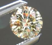 SOLD....Loose Diamond: .30ct Round Brilliant U-V VVS2 GIA Lovely Color, Great Price R3833