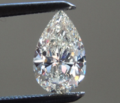 SOLD....Loose Diamond: .62ct Pear Shape J/VS2 GIA Great Cut Laser Inscribed R3925
