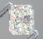 SOLD....Loose Diamond: .43ct Radiant Cut S-T VS2 GIA Stunning Stone Laser Inscribed R3921