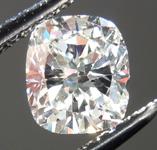 SOLD....Loose Diamond: .76ct Cushion Cut I/VVS2 GIA Lovely Chunky Cut R3933