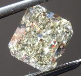 SOLD.....Loose Diamond: 1.44ct Radiant Cut S-T VS1 Beautiful Bucket of Crushed Ice R3973