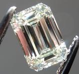 SOLD.....Loose Diamond: .72ct Emerald Cut S-T VS1 Great Cut R4008