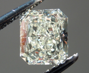0.92ct L VS1 Radiant Cut Diamond R4011