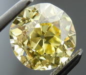 SOLD.....Loose Diamond: 1.07ct Fancy Intense yellow OEC GIA Rare, unrestored R3997