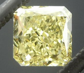 SOLD....Loose Diamond: .46ct Radiant Cut Fancy Yellow VS2 GIA Great Cut and Value R4146