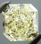 SOLD....Loose Diamond: 1.32ct Radiant Cut Y-Z SI2 Lovely Shade GIA R4154