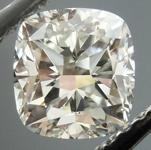 SOLD....Loose Diamond: 1.01ct Cushion Cut F/VS2 GIA Wonderful Cut R4160