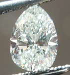 SOLD.....Loose Diamond: .84ct Pear Shape L/SI2 Diamond GIA Great Price Laser Inscribed R4263