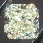 SOLD....Loose Diamond: 2.03ct Radiant Cut Y-Z, Natural Light Yellow SI2 GIA Eye Clean Great Bargain R4288