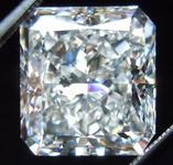 SOLD... 6.06ct E VVS2 Radiant Diamond GIA R4405