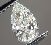 SOLD....Loose Diamond: .71ct Pear Shape J/VVS2 GIA Perfect Pear Shape R4452