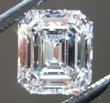 SOLD...Loose Diamond: 1.04ct Emerald Cut E/VS2 GIA Beautiful Cut R4471