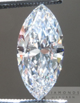 Marquise Diamond: 1.38ct Marquise F/VS2 Long and Lean Beauty R4470