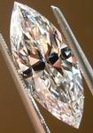SOLD.... Marquise Diamond: 4.24ct E/VS2 GIA Magnificent Cut R4492
