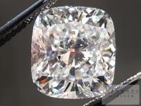 SOLD......Cushion Diamond 5.11ct H VS2 GIA Dazzling Exclusive DBL R4421