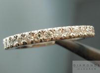 SOLD....Diamond Wedding Band: .32cts Platinum Diamond Wedding Band Special Price R3883