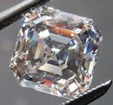 SOLD.....Loose Asscher Diamond: 2.01 F/SI1 Asscher Cut GIA Gorgeous Cut R4469