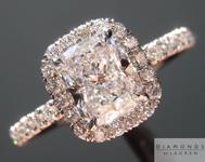 SOLD....1.15ct D VS2 Cushion Cut Diamond Ring GIA R4753