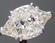 SOLD.....Cushion Diamond Ring: 2.08ct K/IF Cushion Cut GIA Internally Flawless R4801