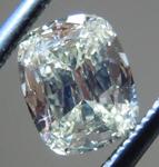 SOLD....Loose Cushion Diamond: .55ct N VS1 Cushion Cut Cool Cut Trade Up R3146