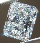 Loose Colorless Diamond: 2.51ct G/VS1 Radiant Cut GIA Amazing Sparkle R4845