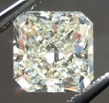 SOLD....Loose Diamond: 1.20 O-P VVS2 Radiant Cut GIA Gorgeous Color R4977