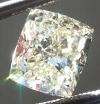 SOLD...Loose Yellow Diamond: 1.55ct UV VVS2 Princess Cut GIA Cool Cut R4973