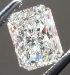 SOLD....Loose Diamond: .73ct J VS2  Branded Original Radiant Cut Diamond GIA R5068