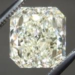 SOLD....Loose Yellow Diamond: 1.73ct U-V SI2 Radiant Cut GIA Extraordinary Cut R5076