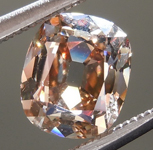 SOLD.... Old Mine Brilliant: 1.01ct Branded DBL Modern Antique Diamond GIA R5169
