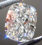 SOLD.....Loose Colorless Diamond: 1.01ct H VVS1 Cushion Cut GIA Dazzling Stone R5234