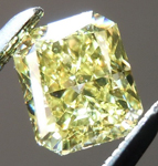 SOLD.....Loose Yellow Diamond: .74ct Fancy Intense Yellow VS1 Radiant Cut GIA Amazing Cut R5282