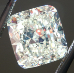 SOLD....Loose Yellow Diamond: 3.34ct S-T VVS2 Cushion Cut GIA Fantastic Cut R5567