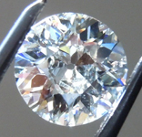 .58ct H VS2 Old European Cut Diamond R5939