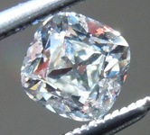 SOLD.......Loose Colorless Diamond: .54ct I Vs2 Old Mine Brilliant GIA Beautiful Stone R5958