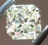 SOLD.....Loose Diamond: .42ct N SI2 Radiant Cut GIA Beautiful Cut R5459