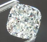 SOLD...Loose Diamond: 1.01ct L VS2 Cushion Cut Diamond GIA R6173