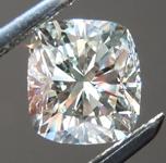 1.08ct L VS2 Cushion Cut Diamond R6548