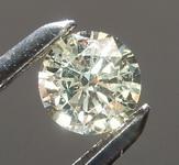 0.21ct W-X VS2 Round Brilliant Diamond R6583