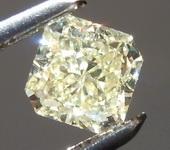 SOLD...0.50ct Y-Z Internally Flawless Radiant Diamond GIA R6595