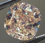 SOLD... Loose Diamond: 2.44ct Fancy Brownish Yellow SI2 Cushion Cut Diamond GIA R6650