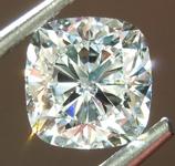 SOLD... 1.00ct E I1 Cushion Modified Brilliant Diamond GIA R6743